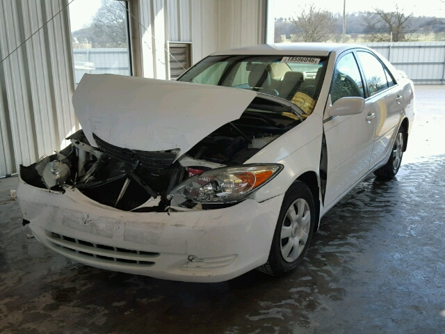 2004 TOYOTA CAMRY LE/X 2.4L