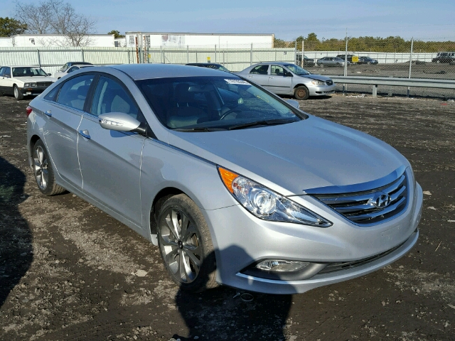 auto auction ended on vin 5npec4ac2eh920784 2014 hyundai sonata se in long island ny. Black Bedroom Furniture Sets. Home Design Ideas