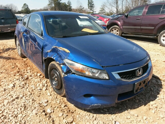 2008 HONDA ACCORD LX- 2.4L