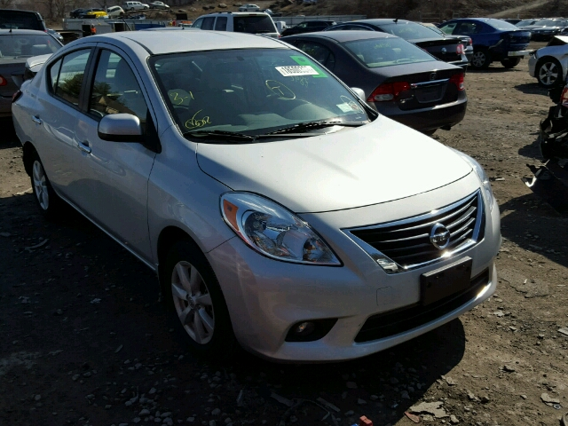 Auto Auction Ended On Vin 3n1cn7ap1dl856647 2013 Nissan