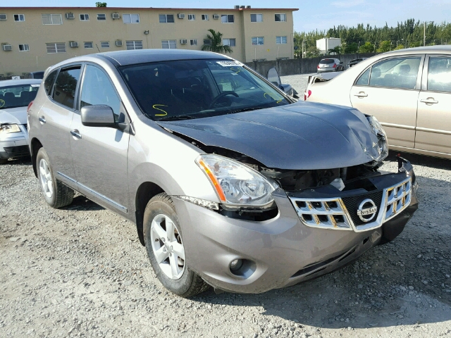 JN8AS5MT2DW000279 - 2013 NISSAN ROGUE S/SV