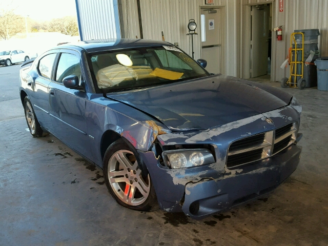 2007 DODGE CHARGER R/ 5.7L