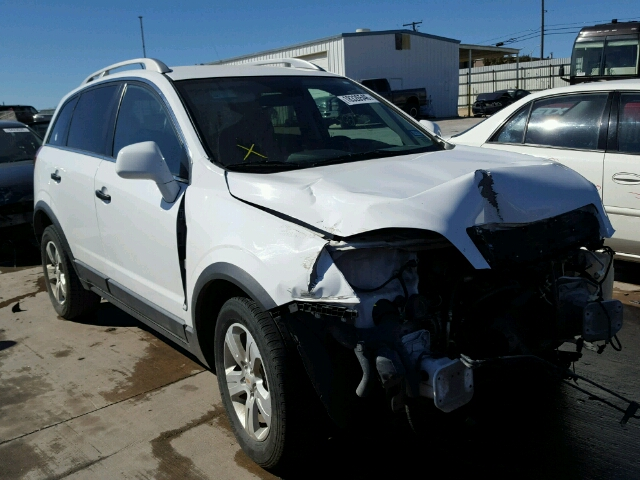 2013 CHEVROLET CAPTIVA LS 2.4L