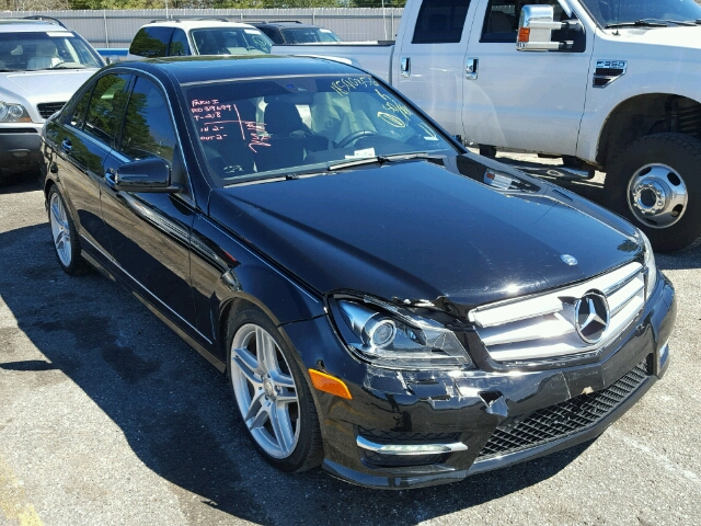 Auto auction ended on vin wddgf4hb5da780464 2013 mercedes for Mercedes benz car auctions