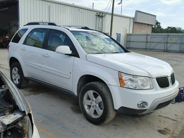 2007 PONTIAC TORRENT 3.4L