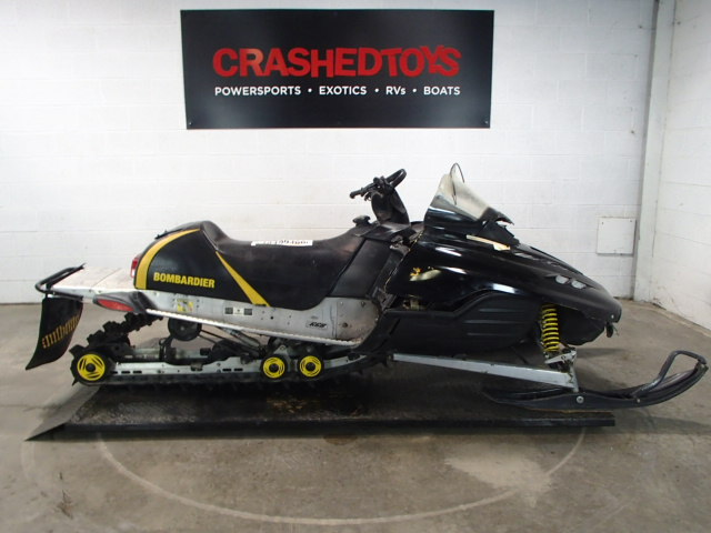 2002 SKID SNOWMOBILE