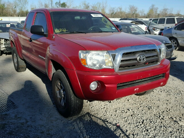 5TEUX42N89Z641133 - 2009 TOYOTA TACOMA