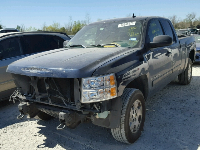 2GCEC19C371650438 - 2007 CHEVROLET SILVERADO 4.8L Right View