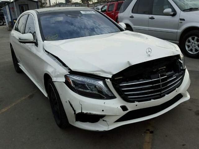 Auto auction ended on vin wddug8cb3ea016547 2014 mercedes for Mercedes benz repair los angeles
