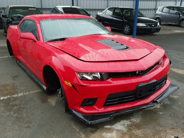 auto auction ended on vin 2g1fz1ee6f9700526 2015 chevrolet camaro z28 in martinez ca. Black Bedroom Furniture Sets. Home Design Ideas