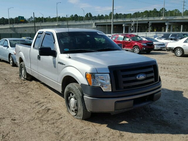 1FTEX1CW8AFD26618 - 2010 FORD F150