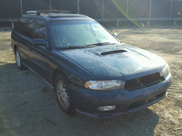 Auto Auction Ended On Vin 4s3bk6756v7317061 1997 Subaru