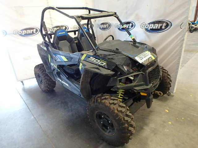 4XAVBE871FB957448 - 2015 POLARIS RZR S 900