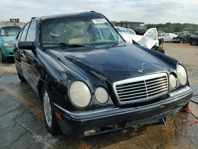 Auto auction ended on vin wdbjf55f9tj009709 1996 mercedes for 1996 mercedes benz e320