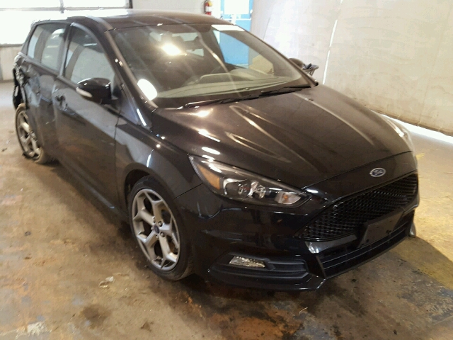 2015 ford focus st for sale in indianapolis salvage cars copart usa. Black Bedroom Furniture Sets. Home Design Ideas