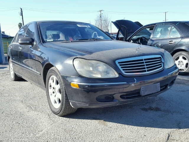 Auto auction ended on vin wdbng75j62a239477 2002 mercedes for 2002 s500 mercedes benz