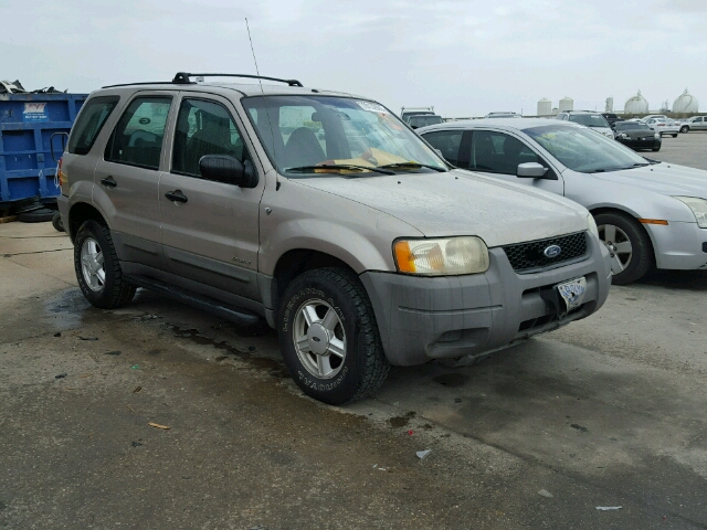 1FMYU01121KA29287 - 2001 FORD ESCAPE XLS