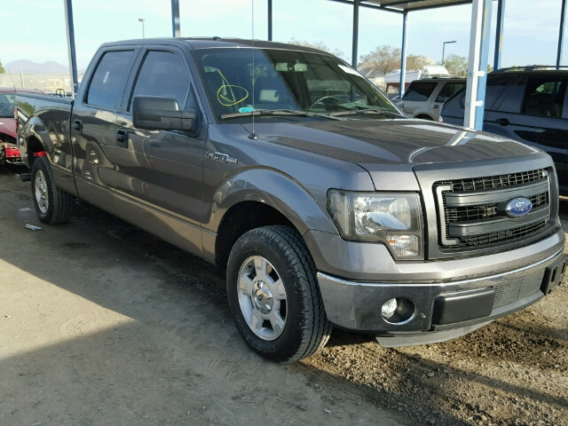 1FTFW1CT4DFD83898 - 2013 FORD F150