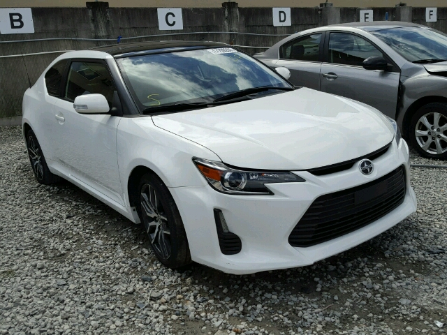 JTKJF5C70E3081282 - 2014 TOYOTA SCION TC