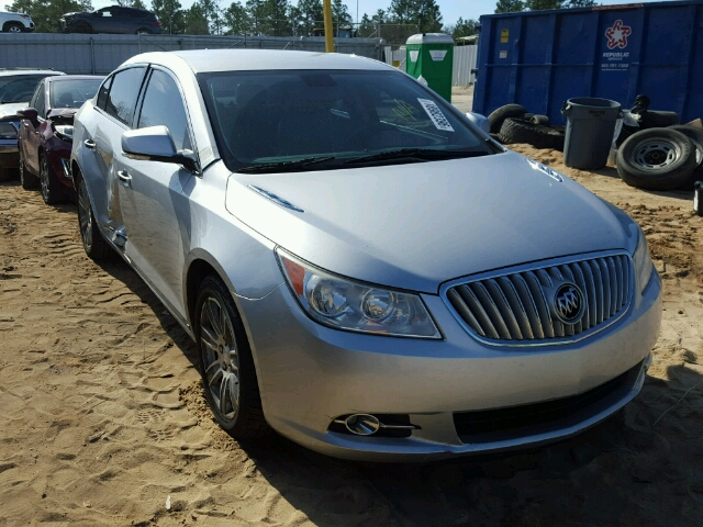 Salvage 2010 Buick LACROSSE C for sale