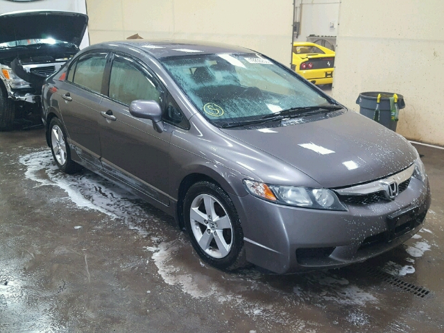 auto auction ended on vin 19xfa1f63ae019725 2010 honda civic lx s in flint mi. Black Bedroom Furniture Sets. Home Design Ideas
