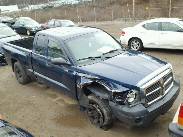 1D7HW22N45S259288 - 2005 DODGE DAKOTA ST