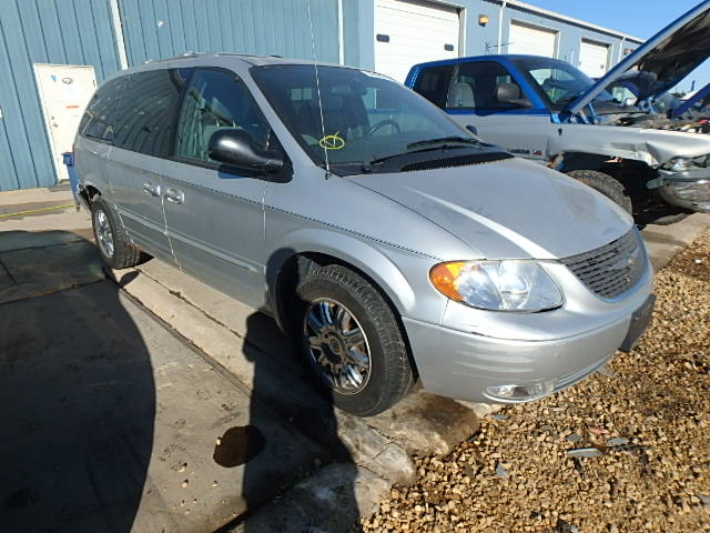 2004 CHRYSLER MINIVAN 3.8L