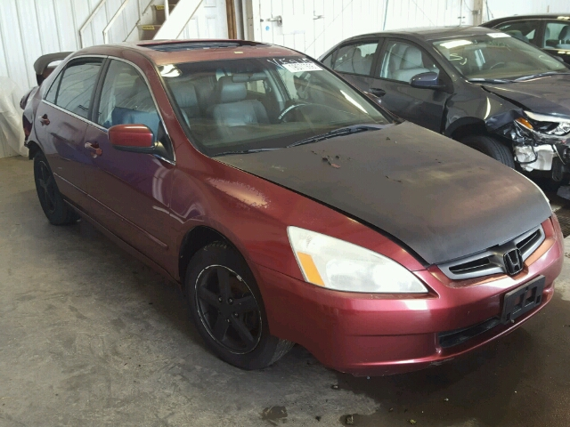 1HGCM56673A095215 - 2003 HONDA ACCORD
