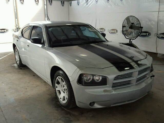 2008 DODGE CHARGER 2.7L