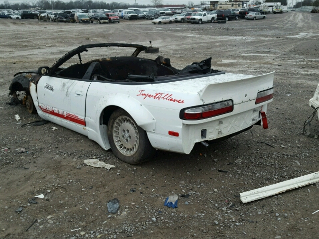 JN3MS36A2NW102069 - 1992 NISSAN 240SX