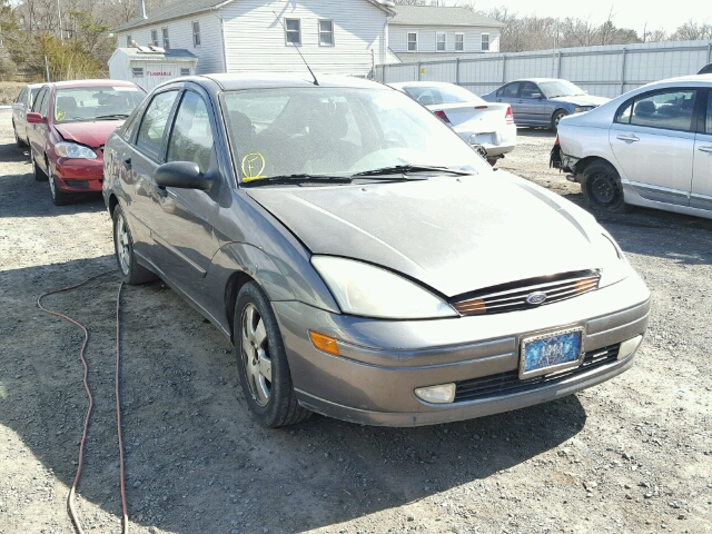 2002 FORD FOCUS ZTS 2.0L