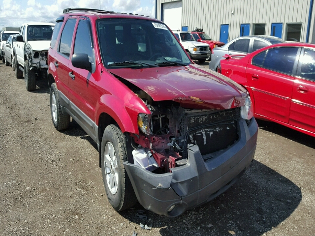 2007 FORD ESCAPE XLT 2.3L