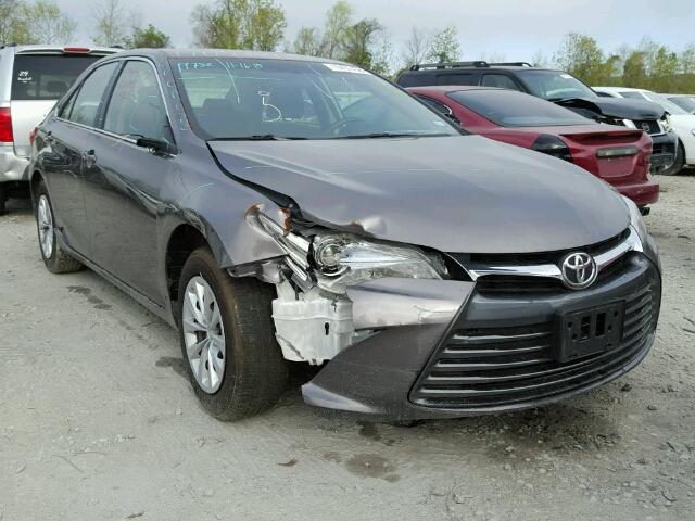 4T4BF1FK3FR493617 - 2015 TOYOTA CAMRY LE/X