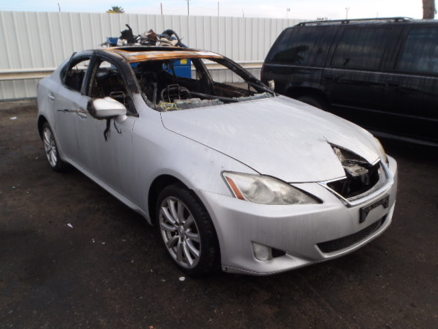 JTHCK262082025958 - 2008 LEXUS IS250 AWD