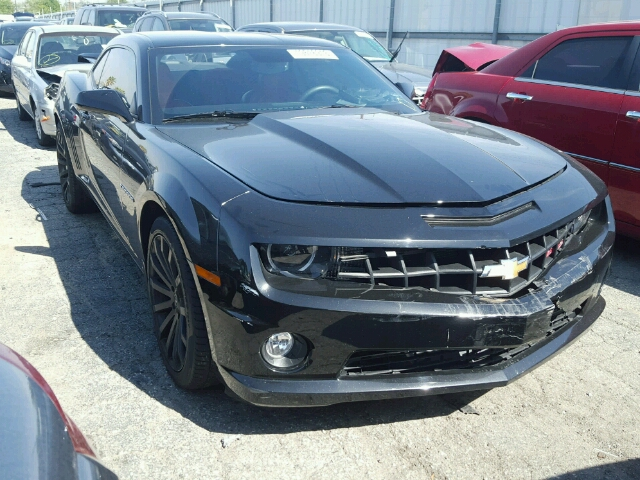 2G1FT1EW7A9138994 - 2010 CHEVROLET CAMARO