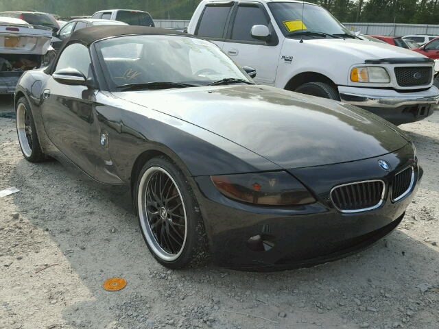Auto Auction Ended On Vin 4usbt33433ls40155 2003 Bmw Z4 2