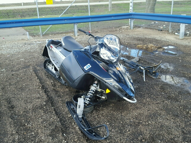 Salvage 2011 Polaris 600 for sale