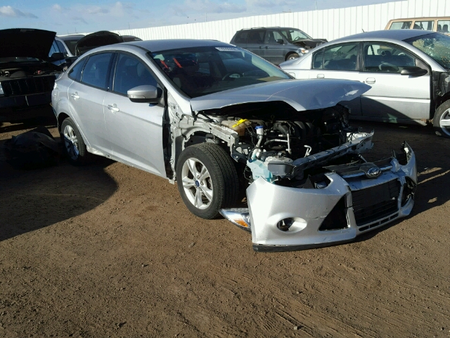 1FADP3F25DL187592 - 2013 FORD FOCUS SE