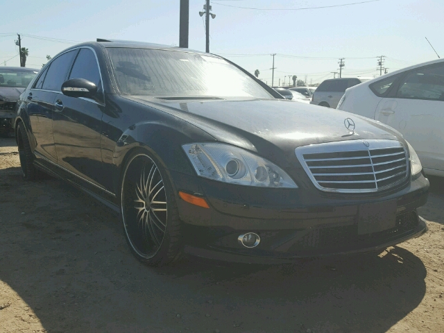 Auto auction ended on vin wddng71x78a177937 2008 mercedes for Mercedes benz repair los angeles