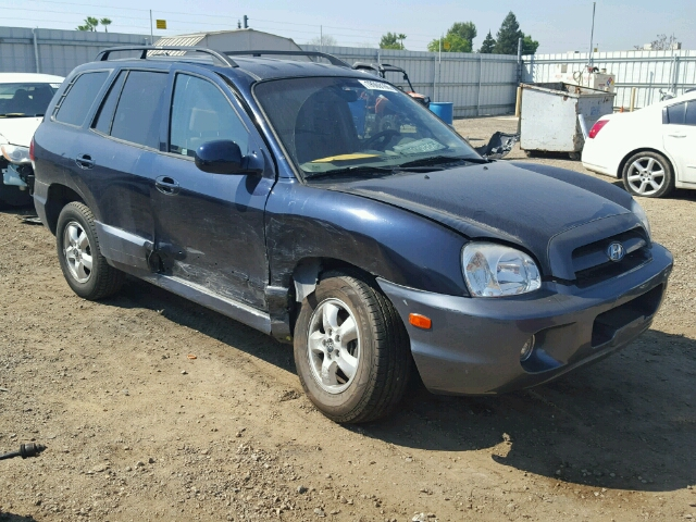 2005 hyundai santa fe repair manual