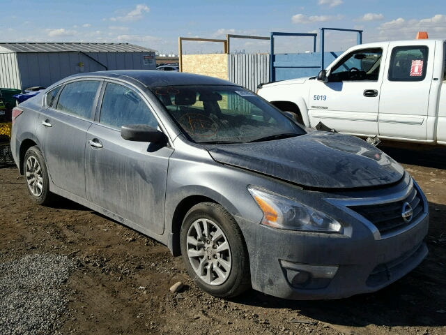 Auto Auction Ended On Vin 1n4al3ap6fn877070 2015 Nissan Altima 2 5 In Ab Calgary