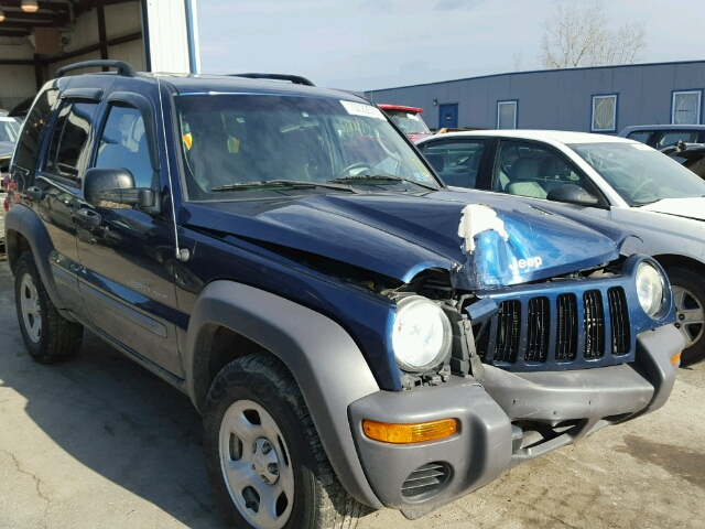1J4GL48K43W570209 - 2003 JEEP LIBERTY SP