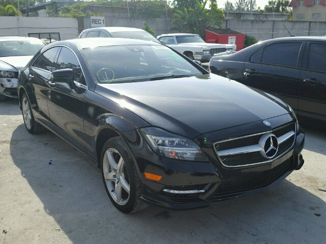 Auto auction ended on vin wddlj9bb7ea098738 2014 mercedes for Mercedes benz of north miami