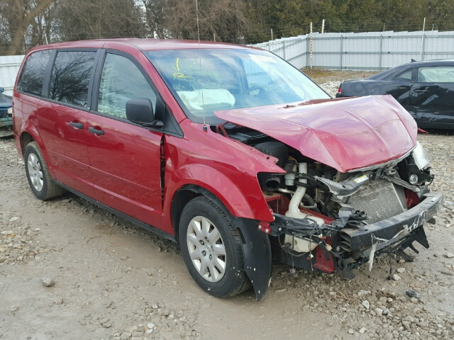2A8HR44H08R728637 - 2008 CHRYSLER TOWN & COU