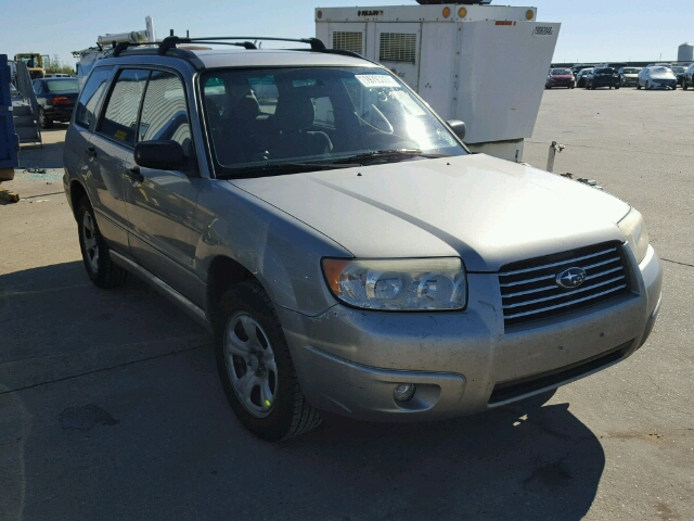 JF1SG63666H702928 - 2006 SUBARU FORESTER 2