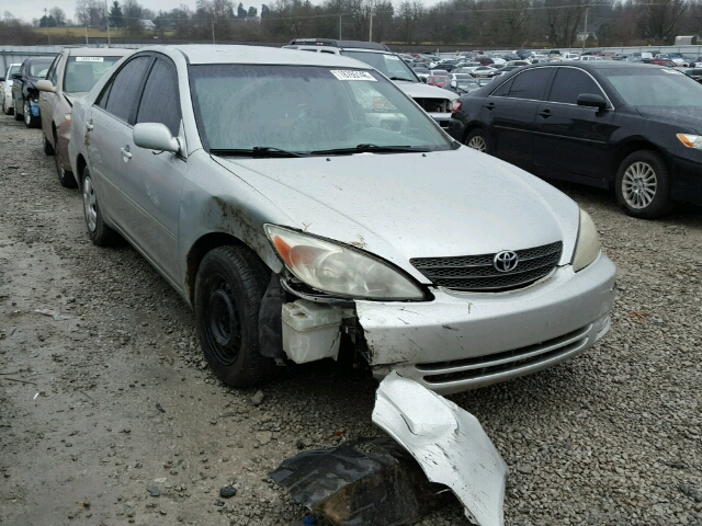4T1BE32K93U208445 - 2003 TOYOTA CAMRY LE/X