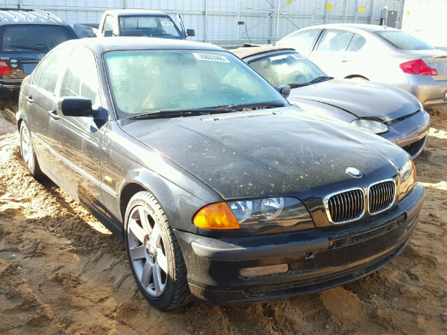 auto auction ended on vin wbaav33411fu91289 2001 bmw 325i. Black Bedroom Furniture Sets. Home Design Ideas