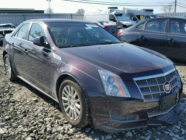 2010 CADILLAC CTS LUXURY 3.0L
