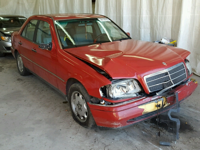 Auto auction ended on vin wdbha22e5rf058618 1994 mercedes for 1994 mercedes benz c220