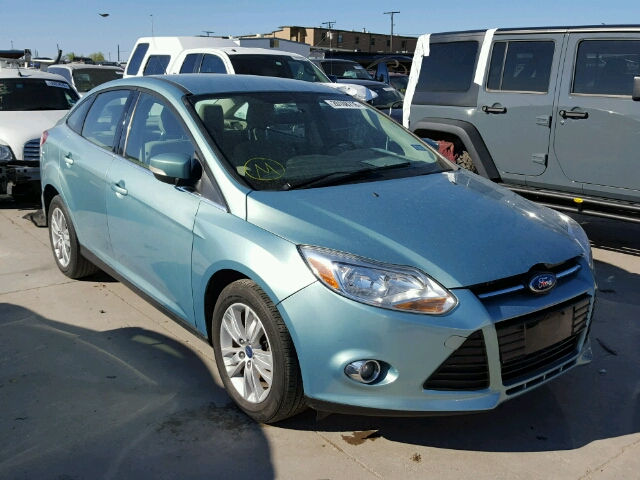 1FAHP3H22CL304719 - 2012 FORD FOCUS SEL